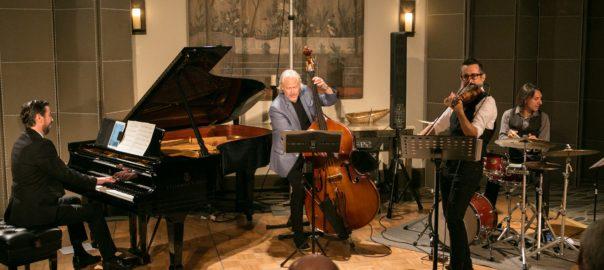The Overland Jazz Quartet