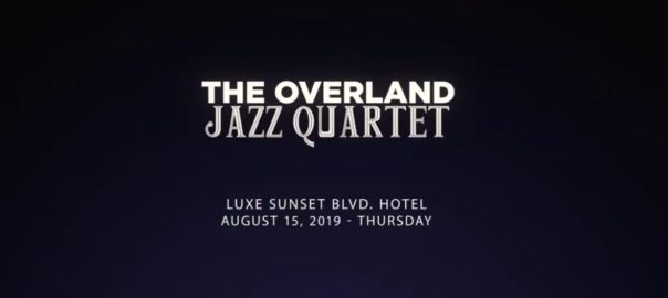 Overland Jazz Quartet - Mark Balling