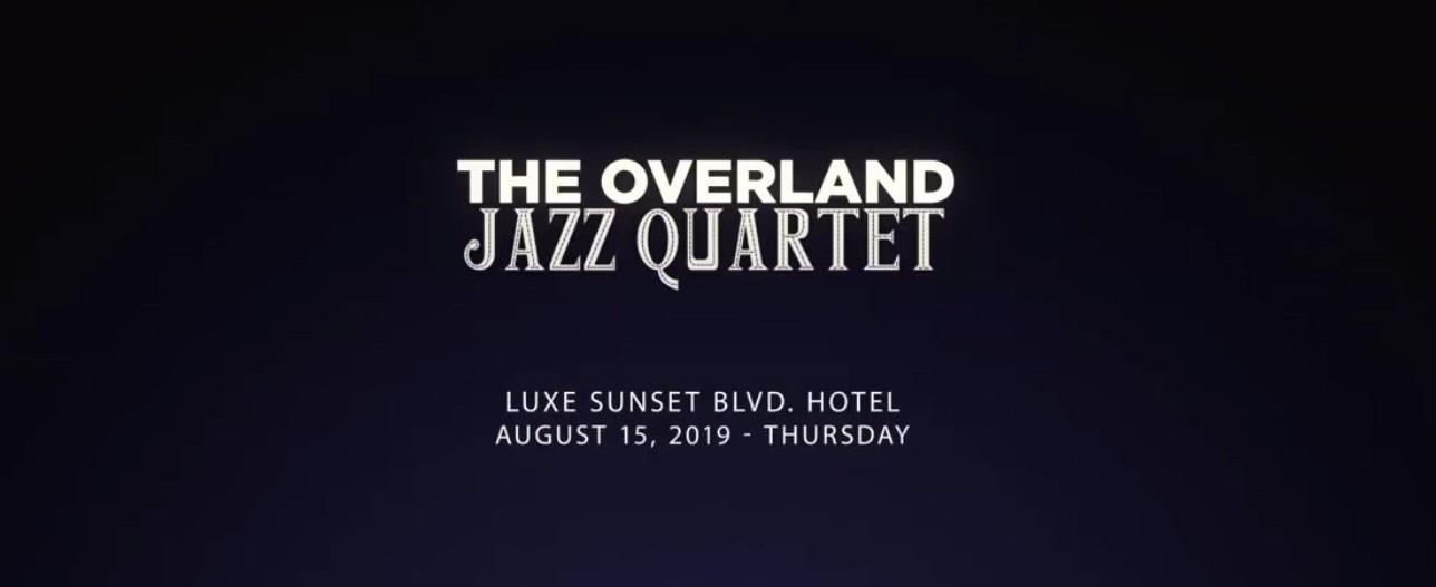 Overland Jazz Quartet - Mark Balling